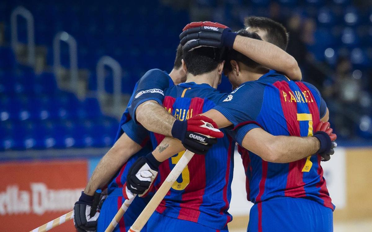 Citylift Girona – FC Barcelona Lassa: Torna la victòria per acomiadar l'any (2-3)