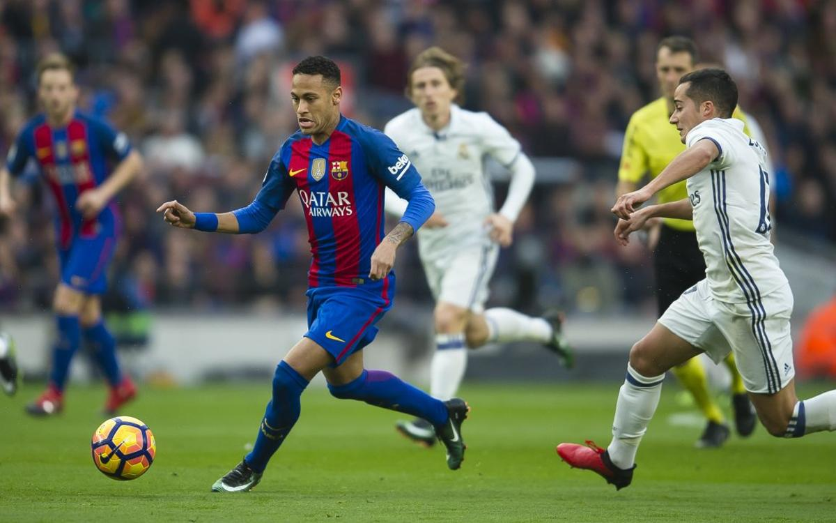 FC Barcelona's Clásico draw, by the numbers