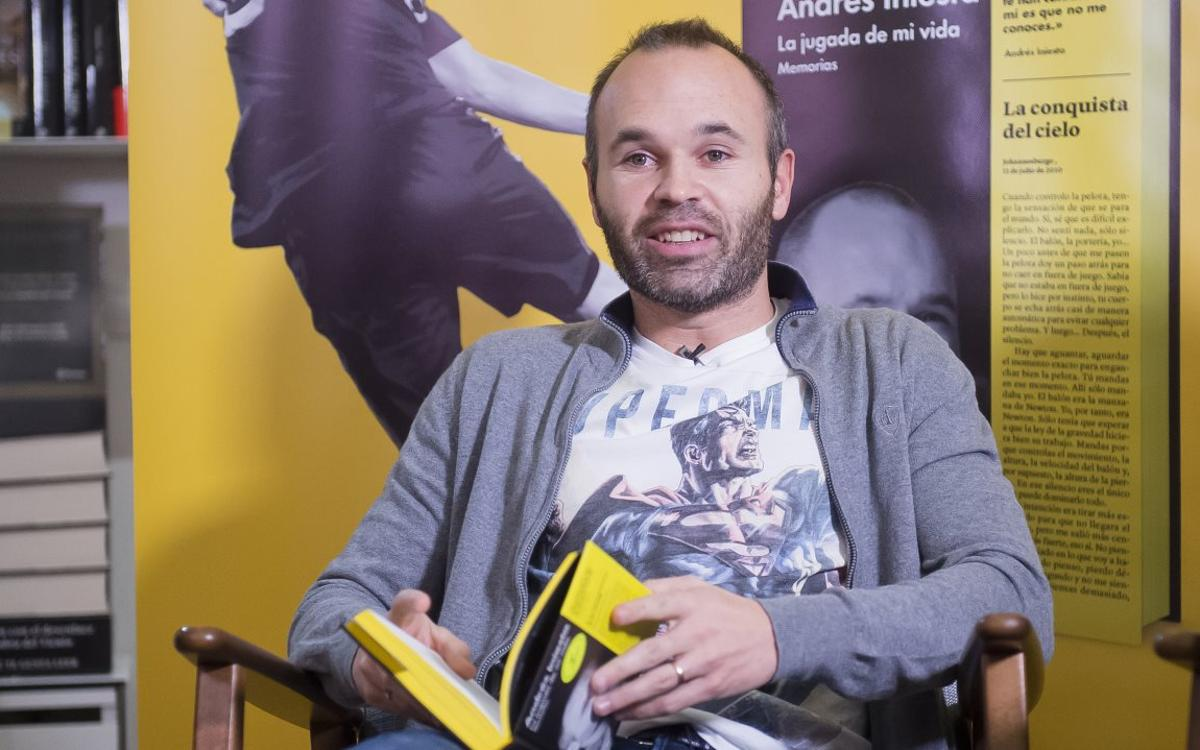 Andrés Iniesta: Playing in a derby match is always special