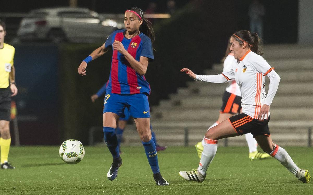 FC Barcelona - Valencia FC: Un punto para seguir sumando (1-1)
