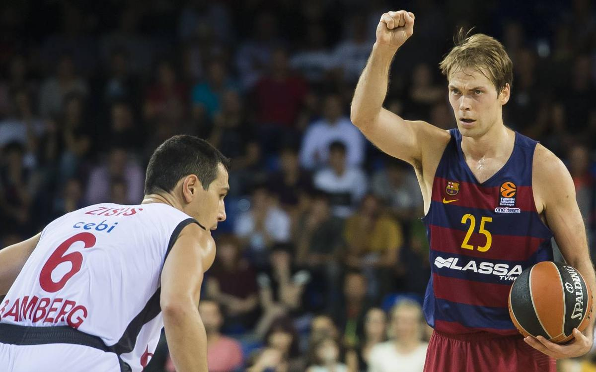 FC Barcelona Lassa 78-74 Brose Bamberg: Back on track in the Euroleague