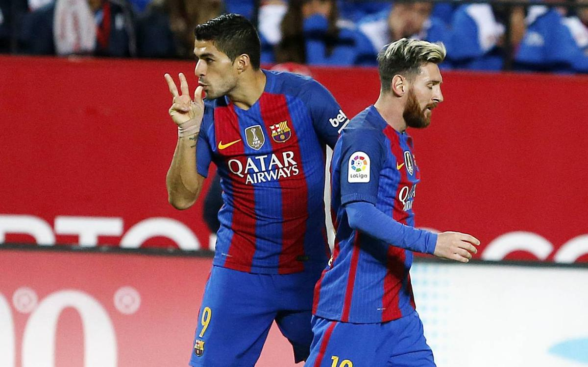 Who got to keep Luis Suárez's FC Barcelona shirt?