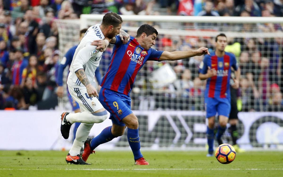 FC Barcelona 1-1 Real Madrid: Cruel late blow