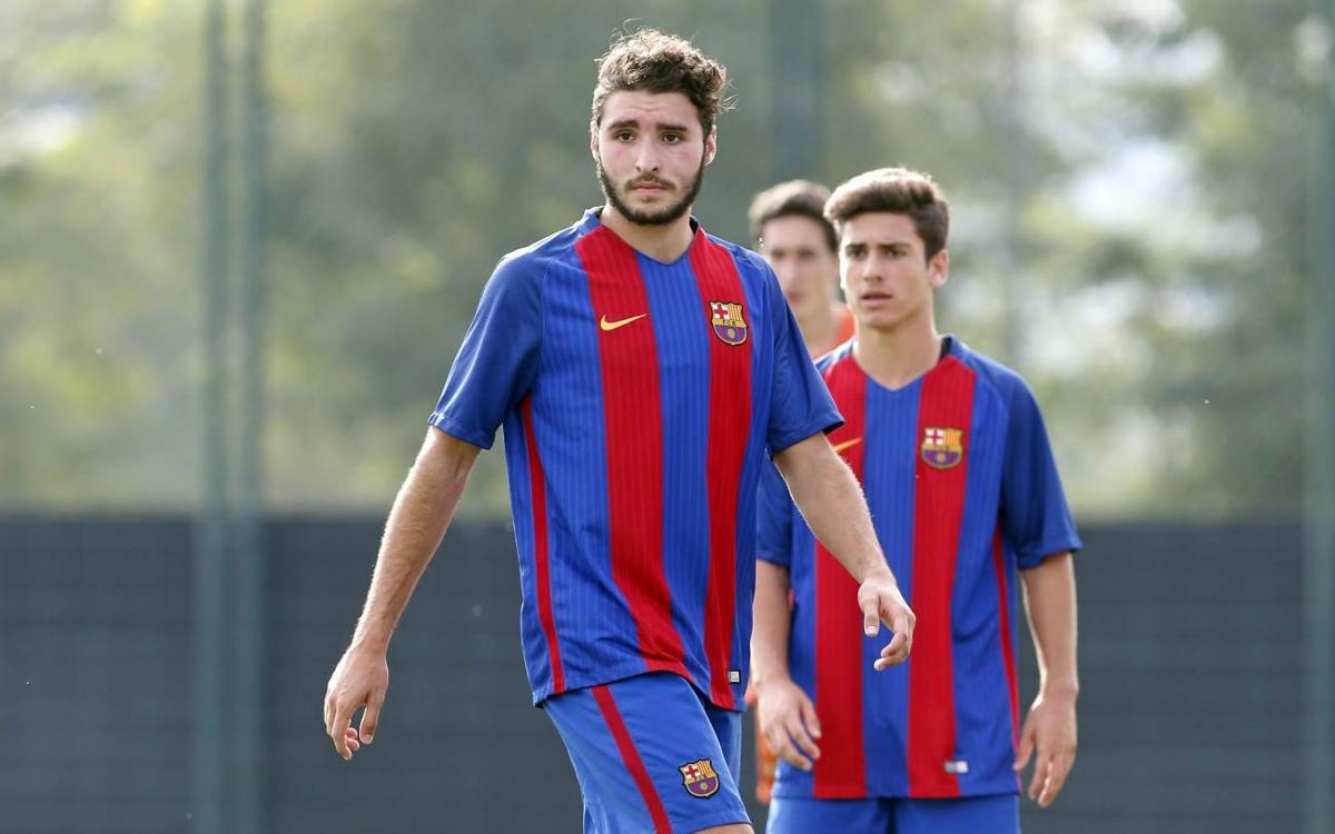 Cornellà 2-0 FC Barcelona U19: Leaders lose at team in third