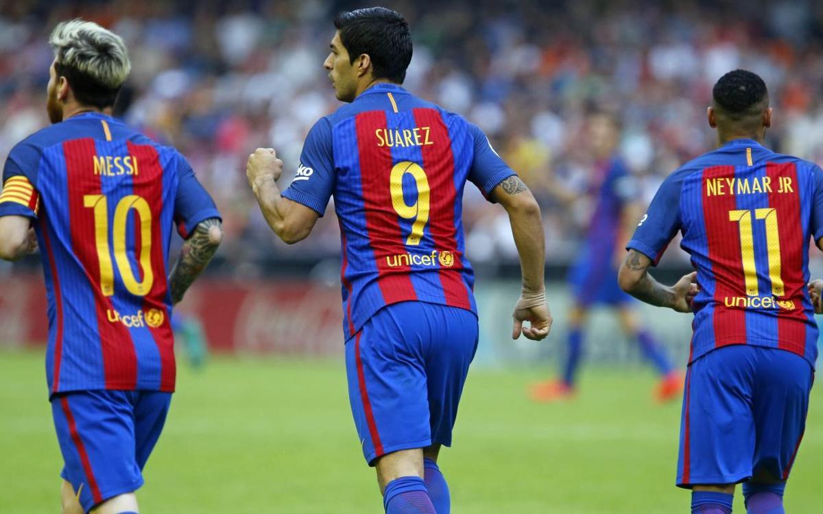 FC Barcelona - RCD Espanyol: Un derbi d'altura