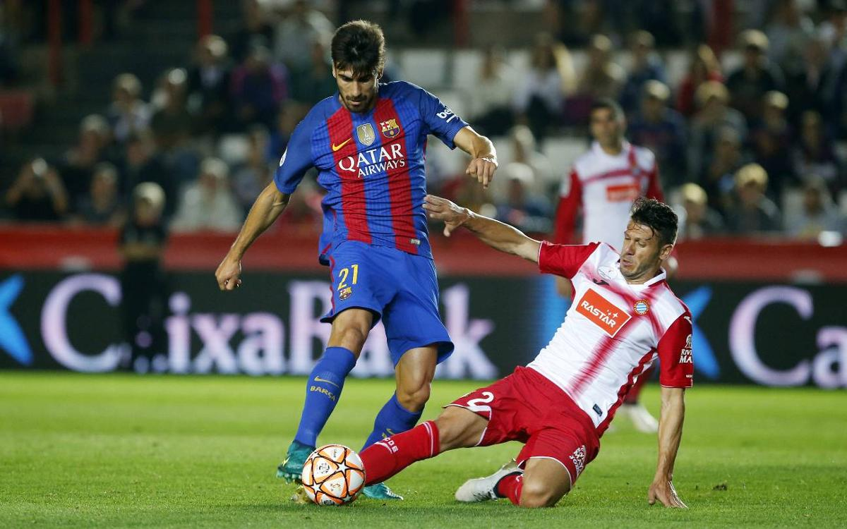 FC Barcelona v Espanyol: Barça fall short in Catalunya Super Cup (0-1)