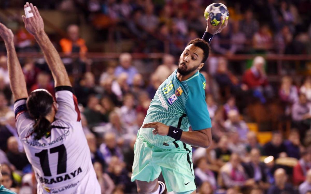 FC Barcelona Lassa – Naturhouse La Rioja: Cap a la final de la Copa (33-28)