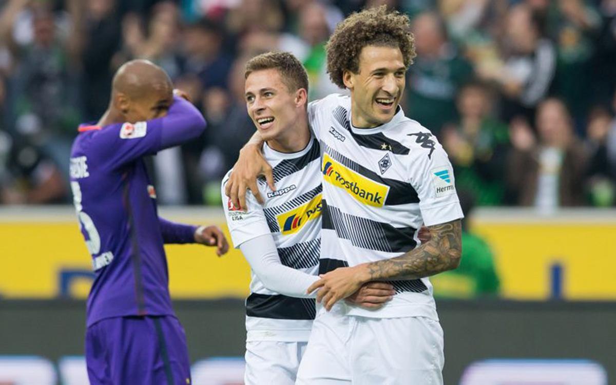 El Borussia Mönchengladbach empata a la Lliga (1-1)