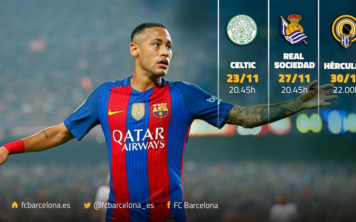 Triple desplazamiento en Champions, Liga y Copa del Rey