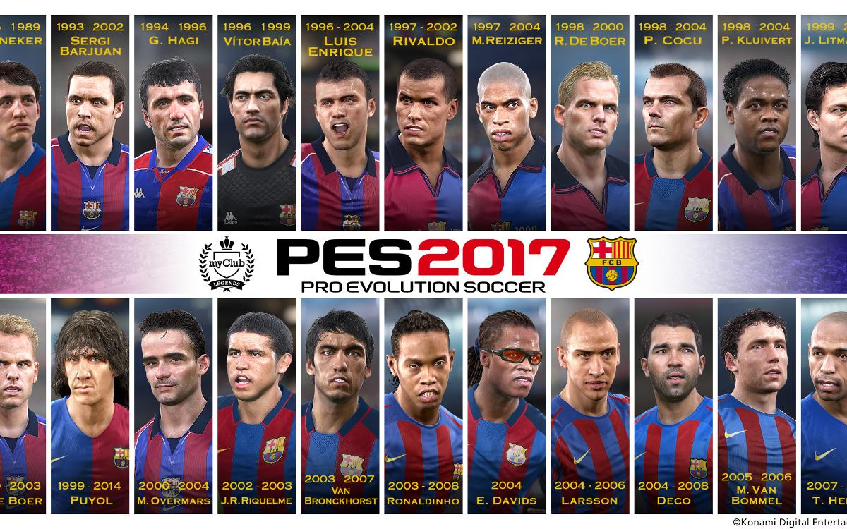 FC Barcelona Foundation receives donation from KONAMI ahead of El Clásico