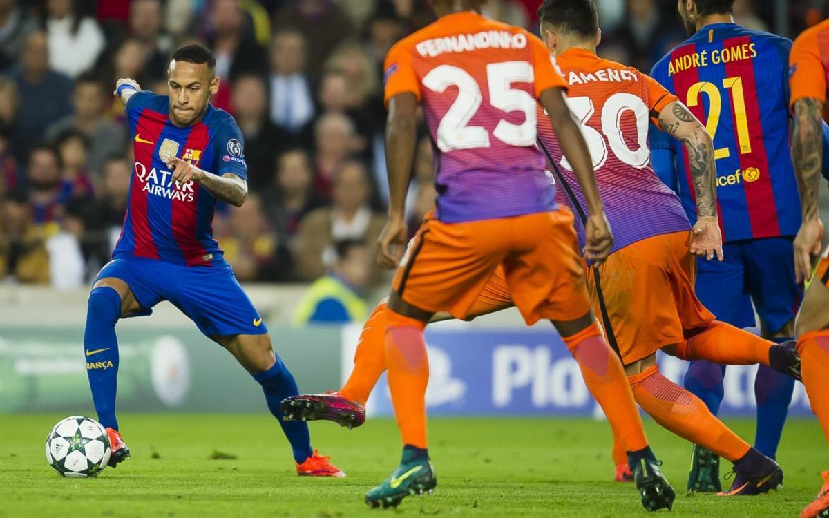¿Qué tiene que pasar para que el Barça se clasifique para los octavos de final?