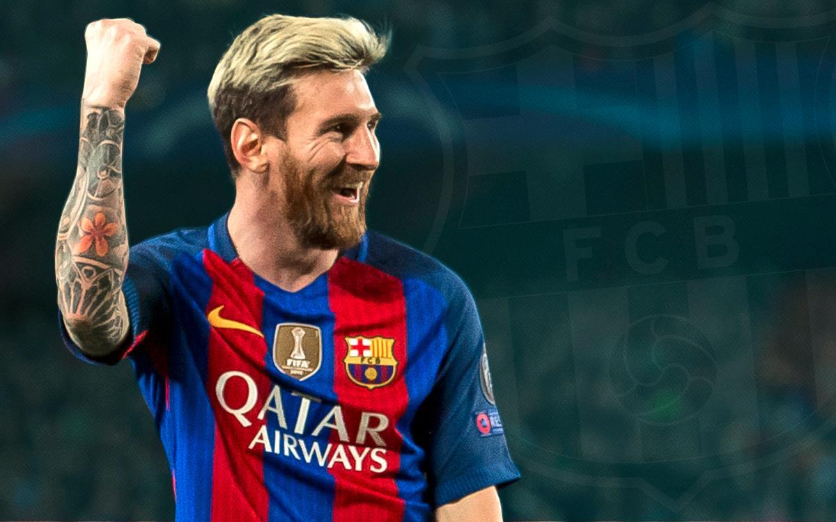 Leo Messi, entre els tres finalistes del premi The Best que atorga la FIFA