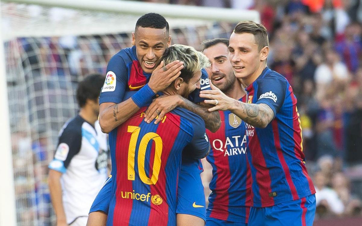 Match Preview: FC Barcelona v Málaga