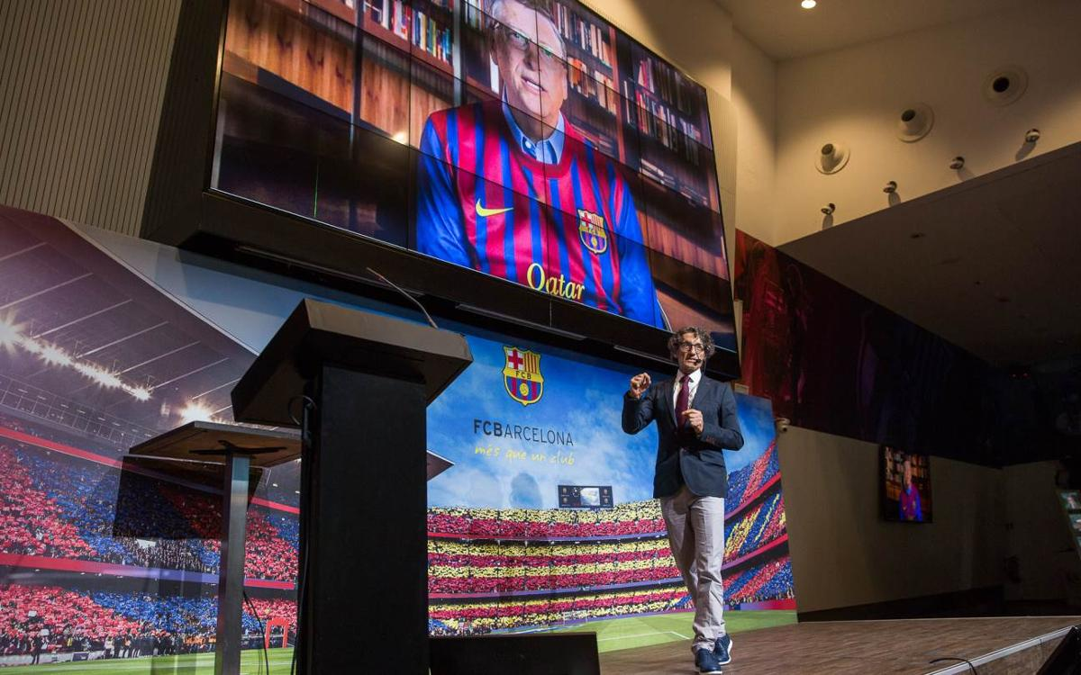 Camp Nou hosts pre-event day for Smart City Expo World Congress with Microsoft and Bismart