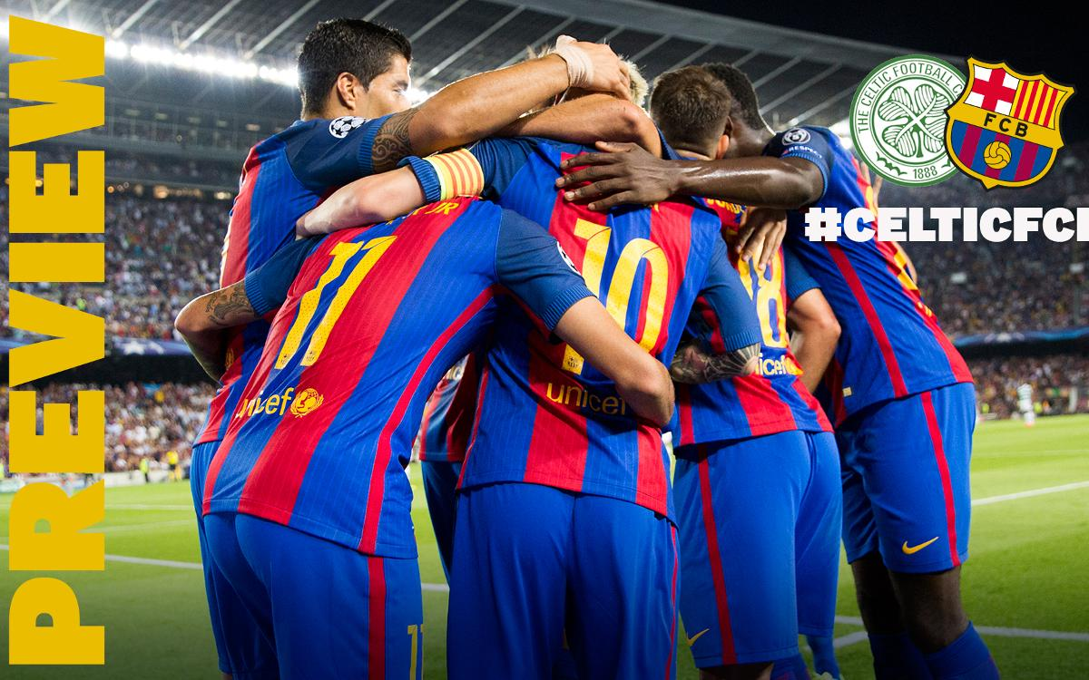 Match Preview: Celtic v FC Barcelona