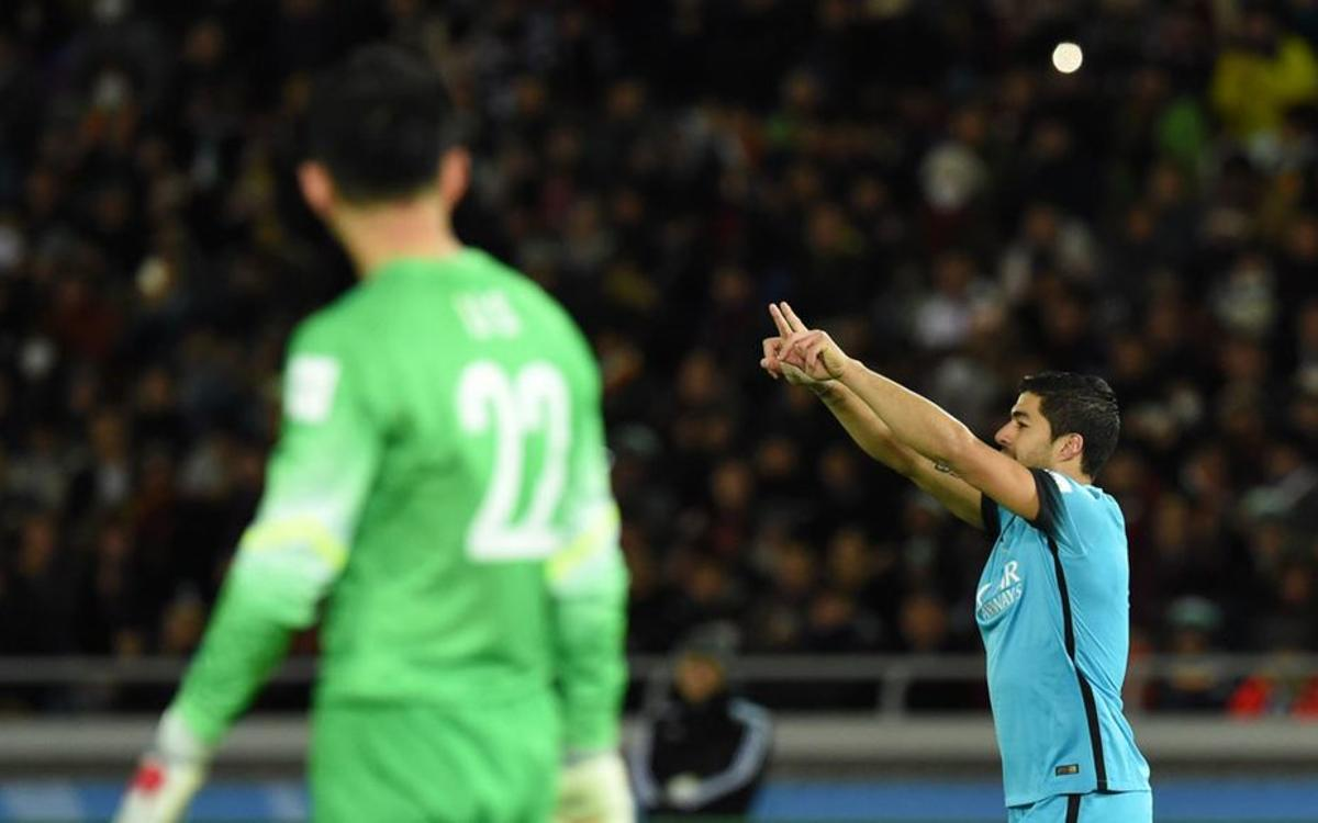 FC Barcelona v Guangzhou Evergrande: That's the turn, next the River! (3-0)