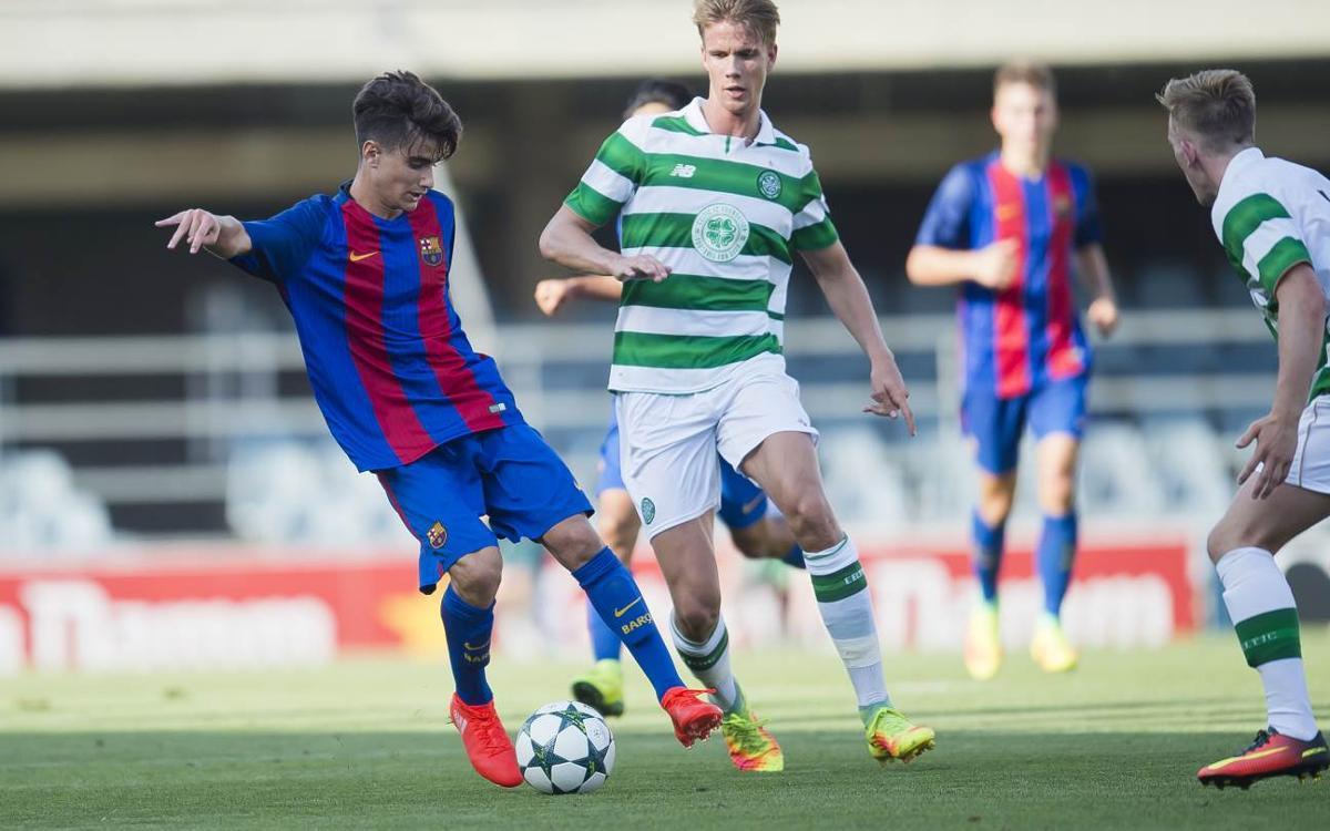 Celtic FC – Juvenil A: A disfrutar con la clasificación en el bolsillo