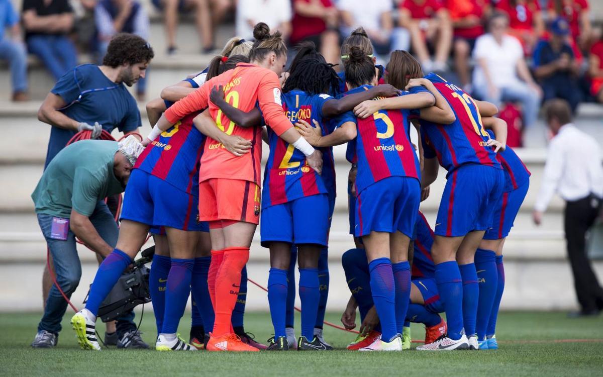 FC Barcelona Femení – Athletic Club (prèvia): Plat fort a la Ciutat Esportiva