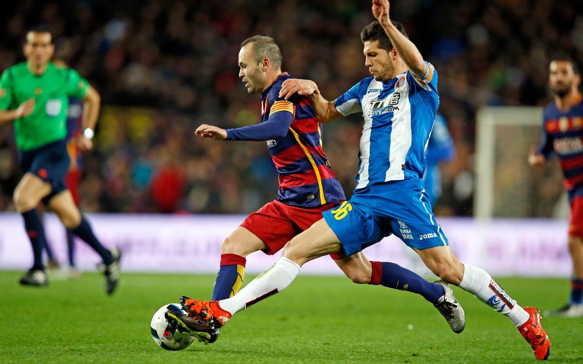 El Espanyol, tercer mejor visitante de la Liga