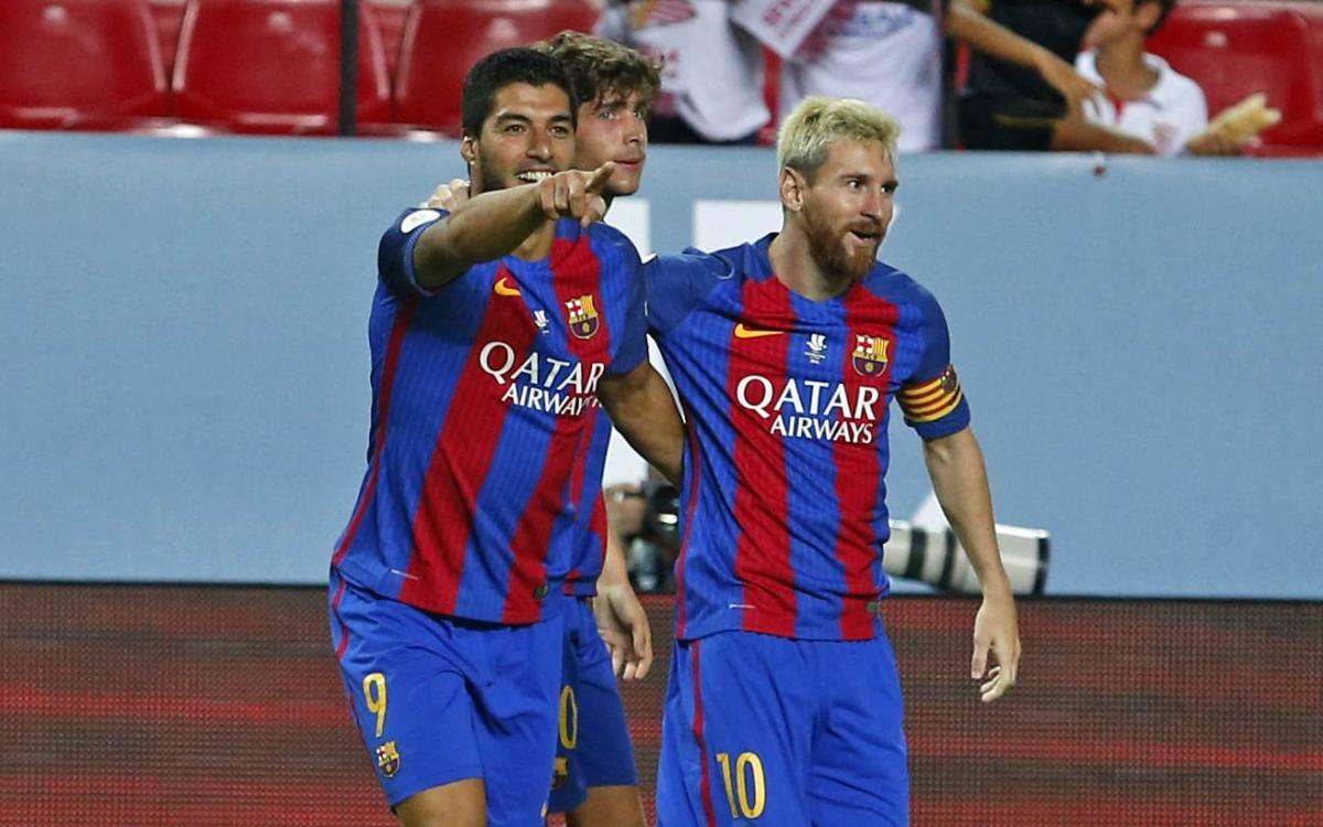 MATCH PREVIEW: Sevilla FC vs FC Barcelona