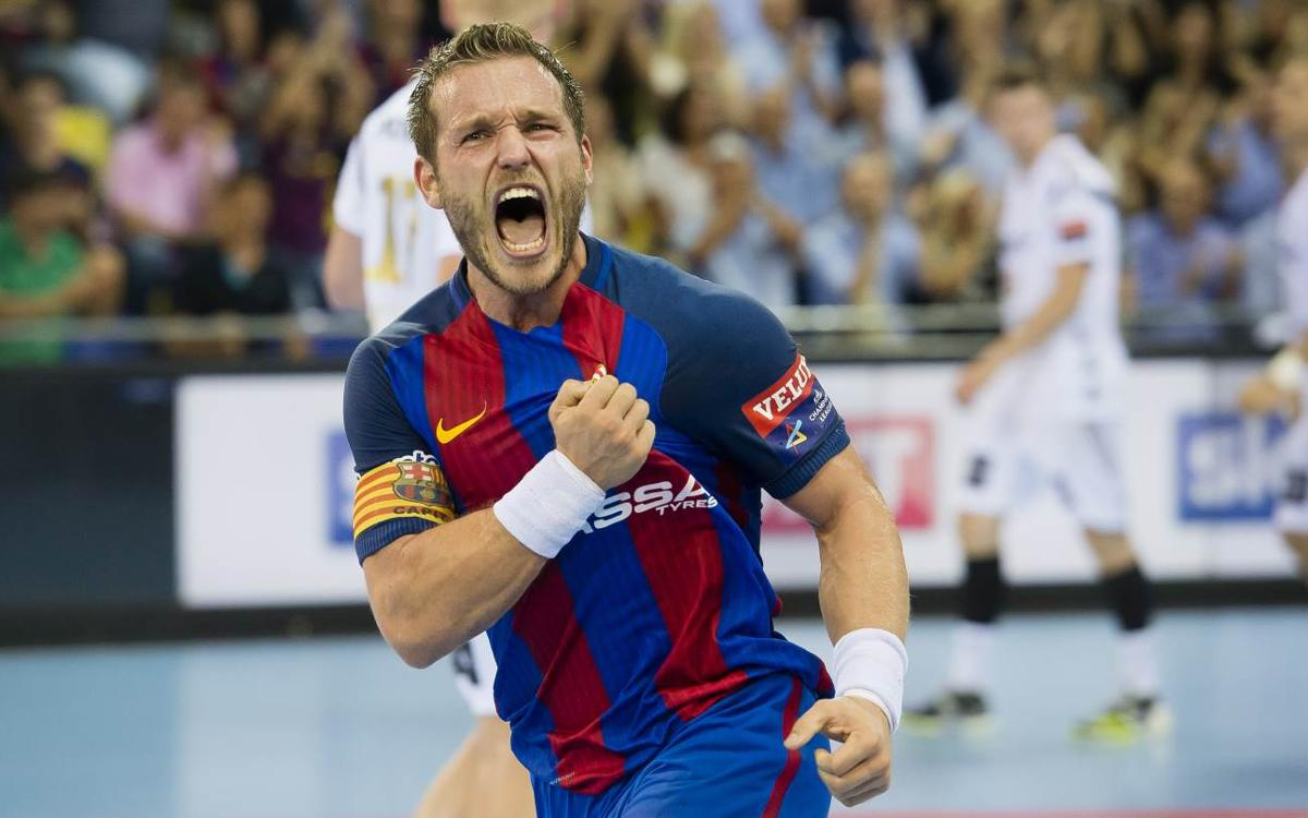 Silkeborg v FC Barcelona Lassa: Back to winning ways (23-27)