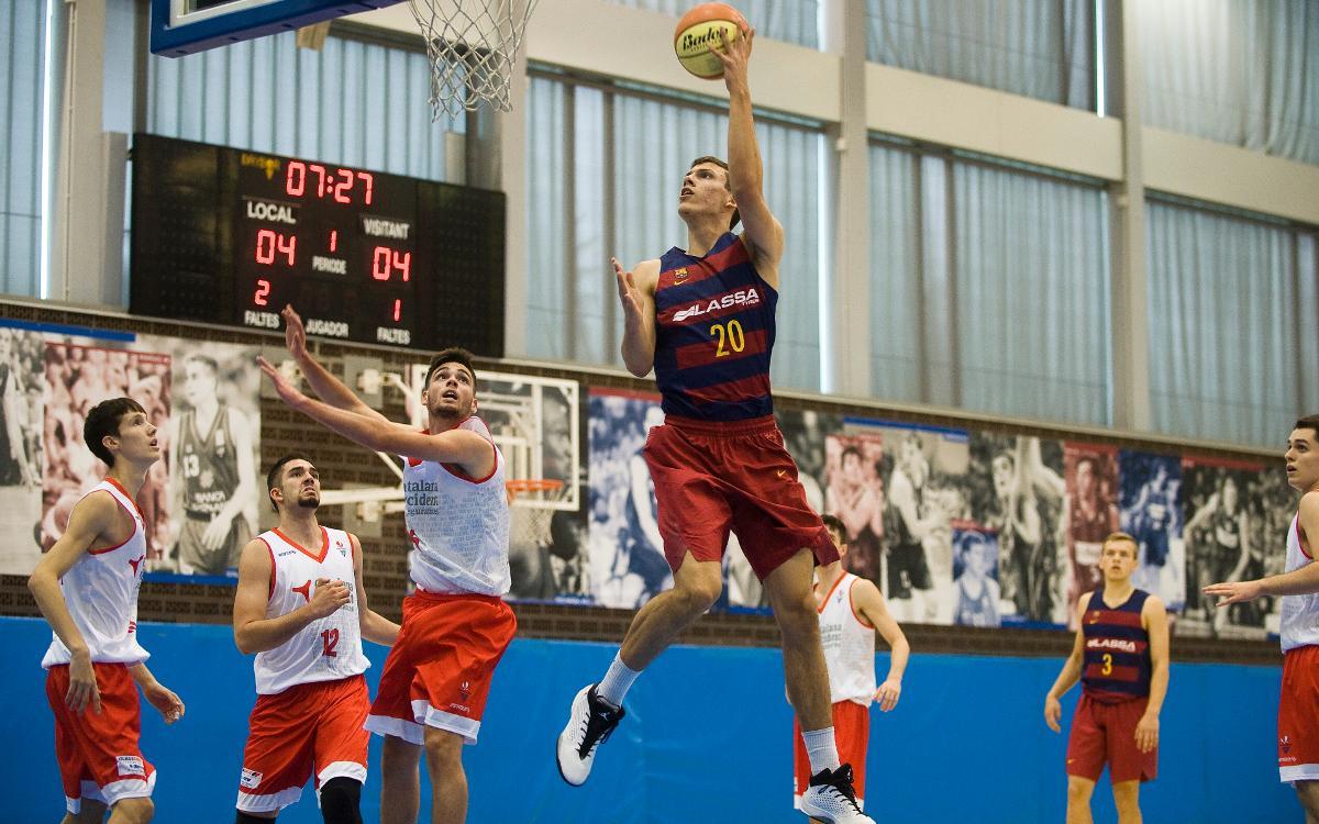 Nueva semana de triunfos en el baloncesto formativo