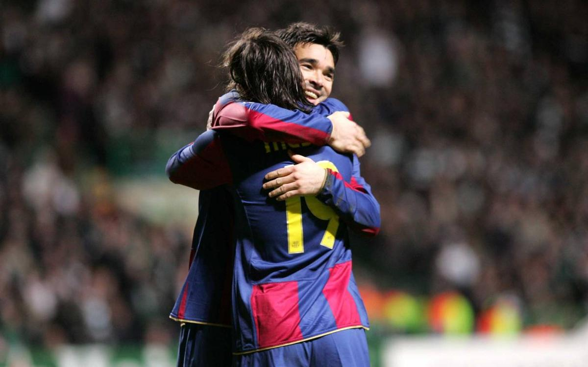 Video: All of FC Barcelona's goals at Celtic Park