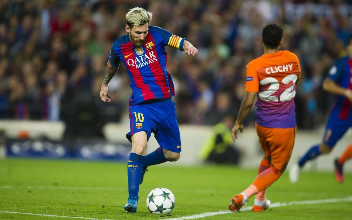 Todo lo que debes saber del Manchester City - FC Barcelona