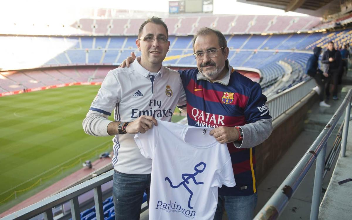 'FairPlay for Parkinson', en el Clásico