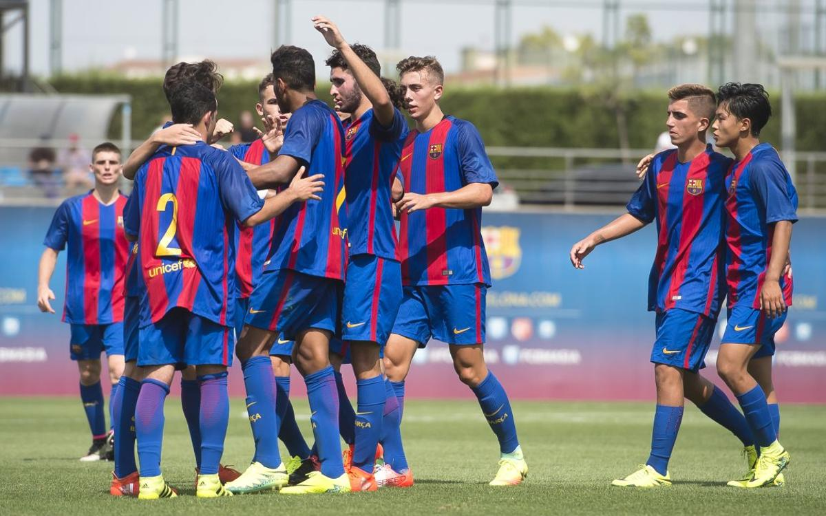 Juvenil A – Celtic FC: ¡Vuelve la Youth League!
