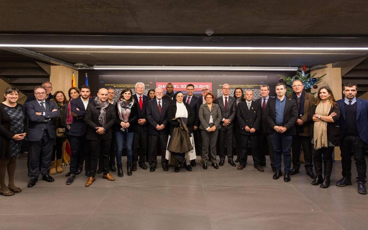 Gran éxito de la VI Jornada del Socio Solidario