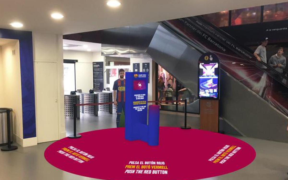 FC Barcelona Museum preparing for 30 millionth visitor