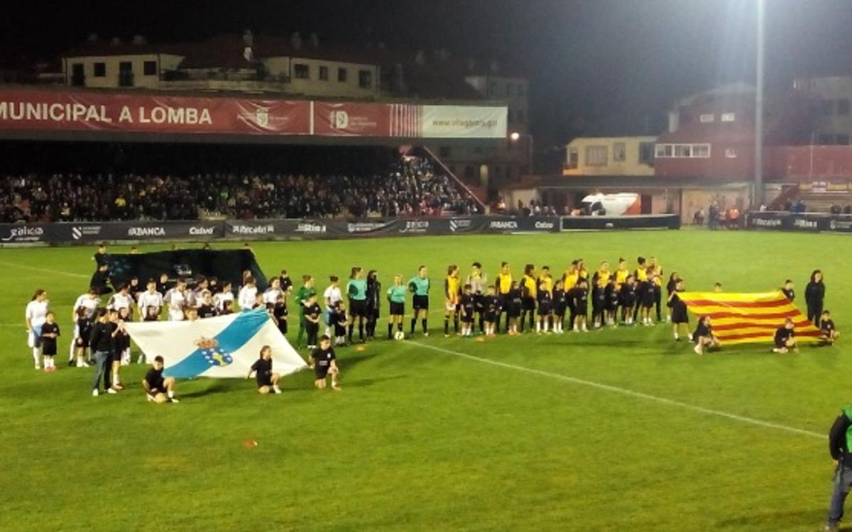 Golejada catalana amb gols culers (0-5)