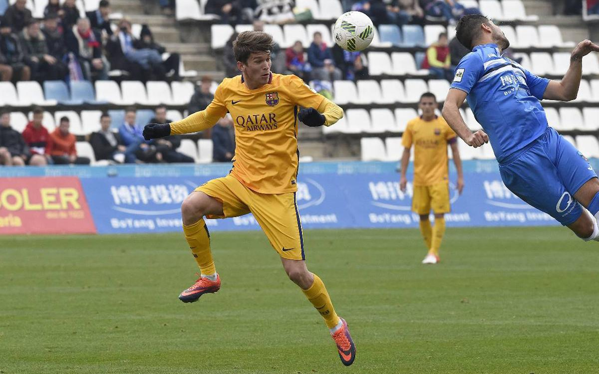 Top 5 goals of the week from La Masia