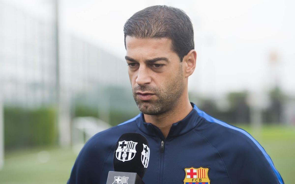 """Gerard López: """"Hem de continuar aprofitant la bona dinàmica"""""""