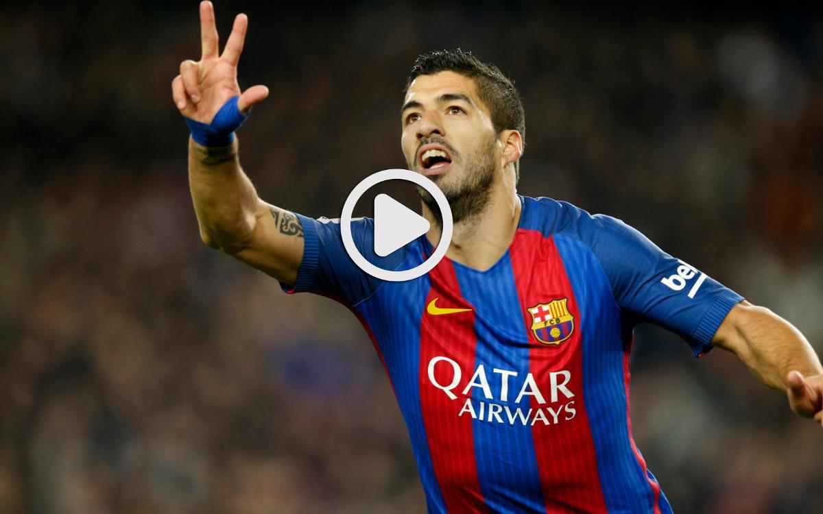 El resumen de la goleada al Espanyol