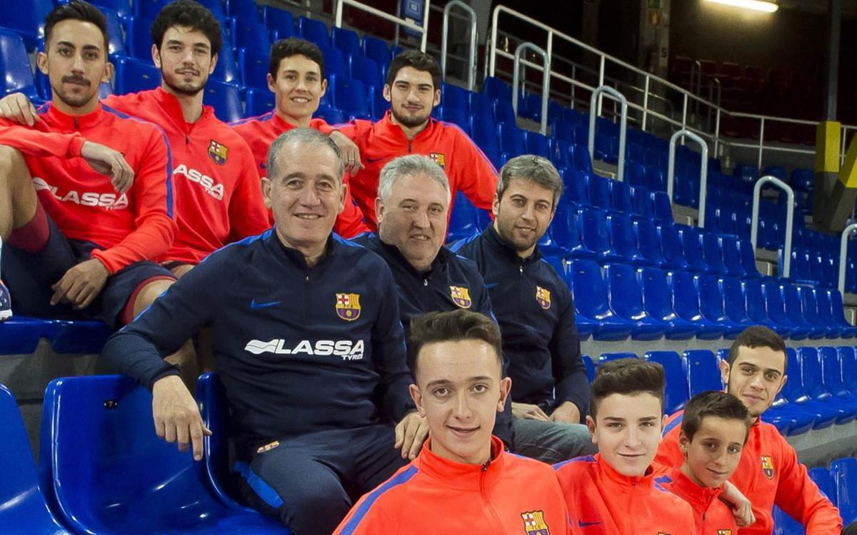 Las claves del nuevo proyecto del fútbol sala azulgrana, en la Revista Barça