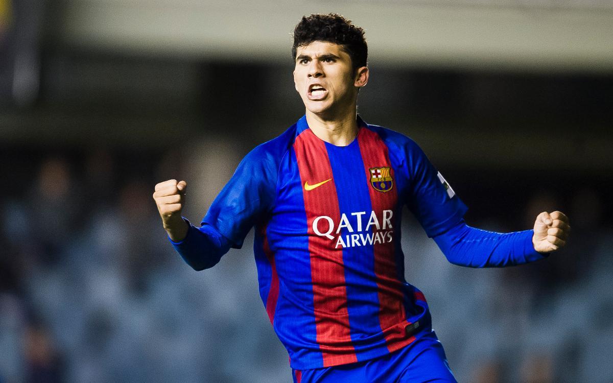 Barça B- Espanyol B: Punto en un derbi disputado (1-1)