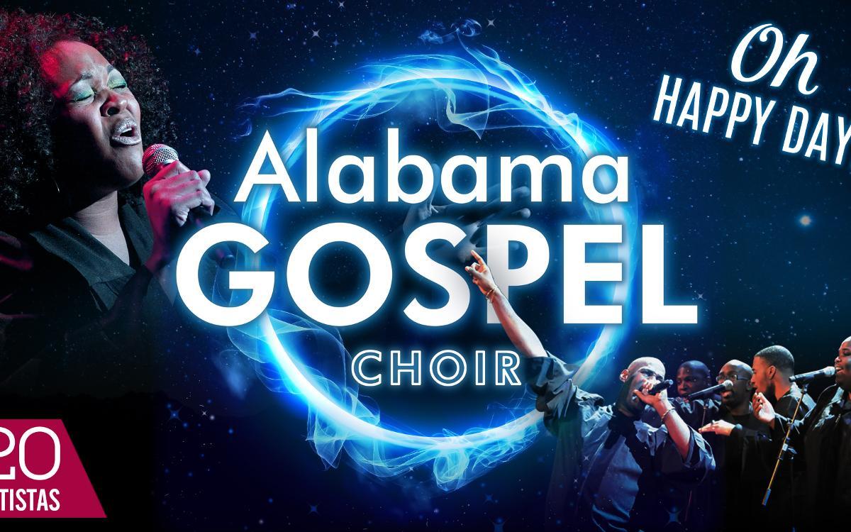 'Alabama Gospel Choir' en el Palau de la Música con descuento para socios