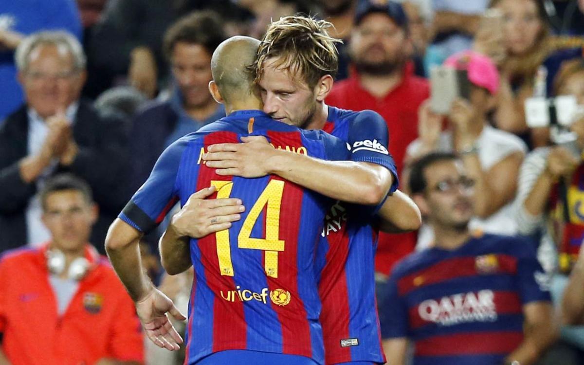 FC Barcelona - Atletico de Madrid: Empate accidental (1-1)