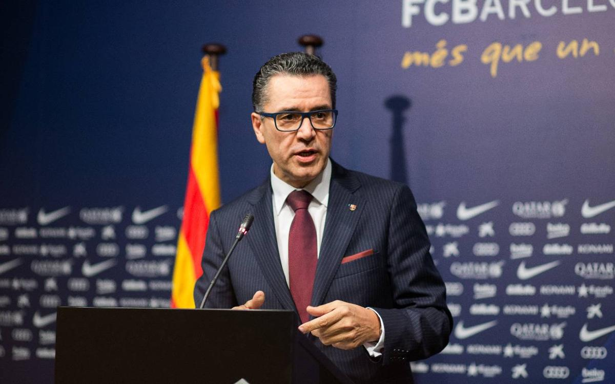 Agreements reached by FC Barcelona's Board of Directors