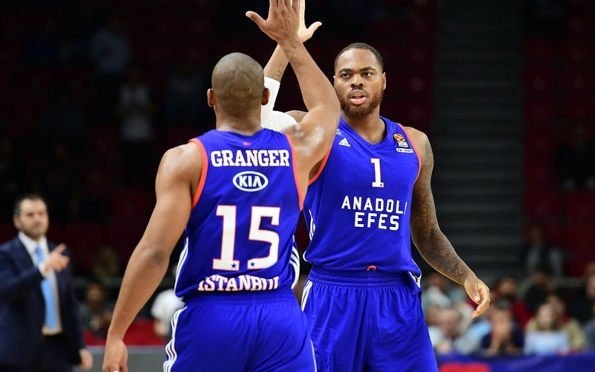 El Anadolu Efes, un equipo con viejos conocidos