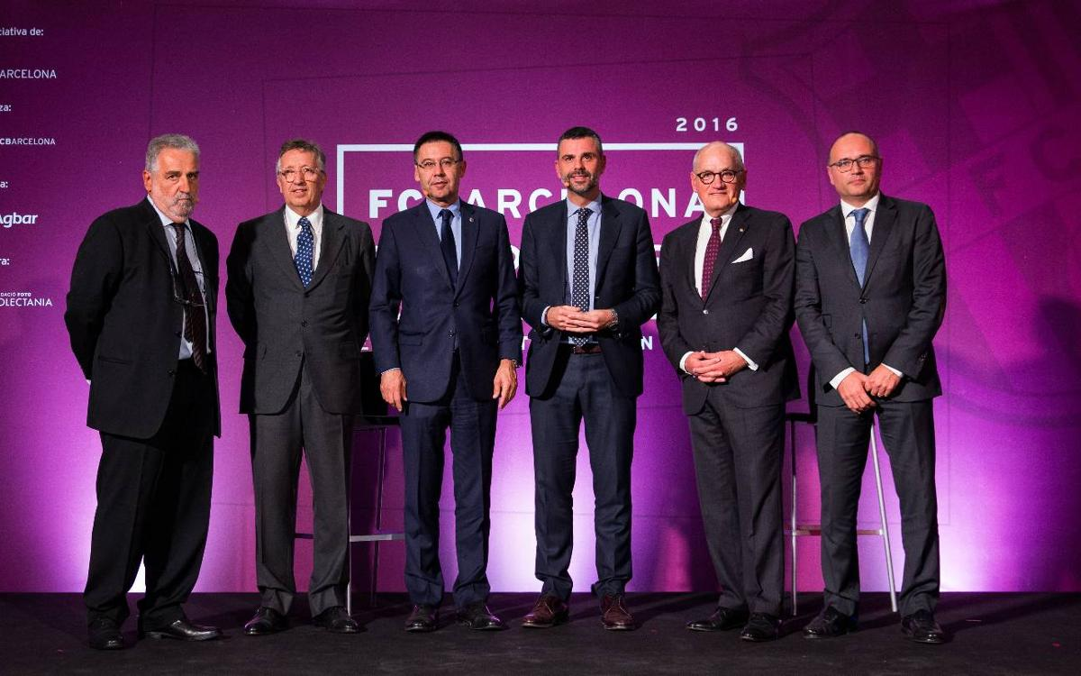 Presentats els FC Barcelona Photo Awards