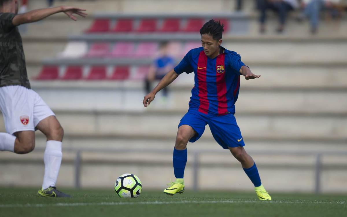Ferriolense v FC Barcelona U19 A: Youngsters stride to victory (1-4)