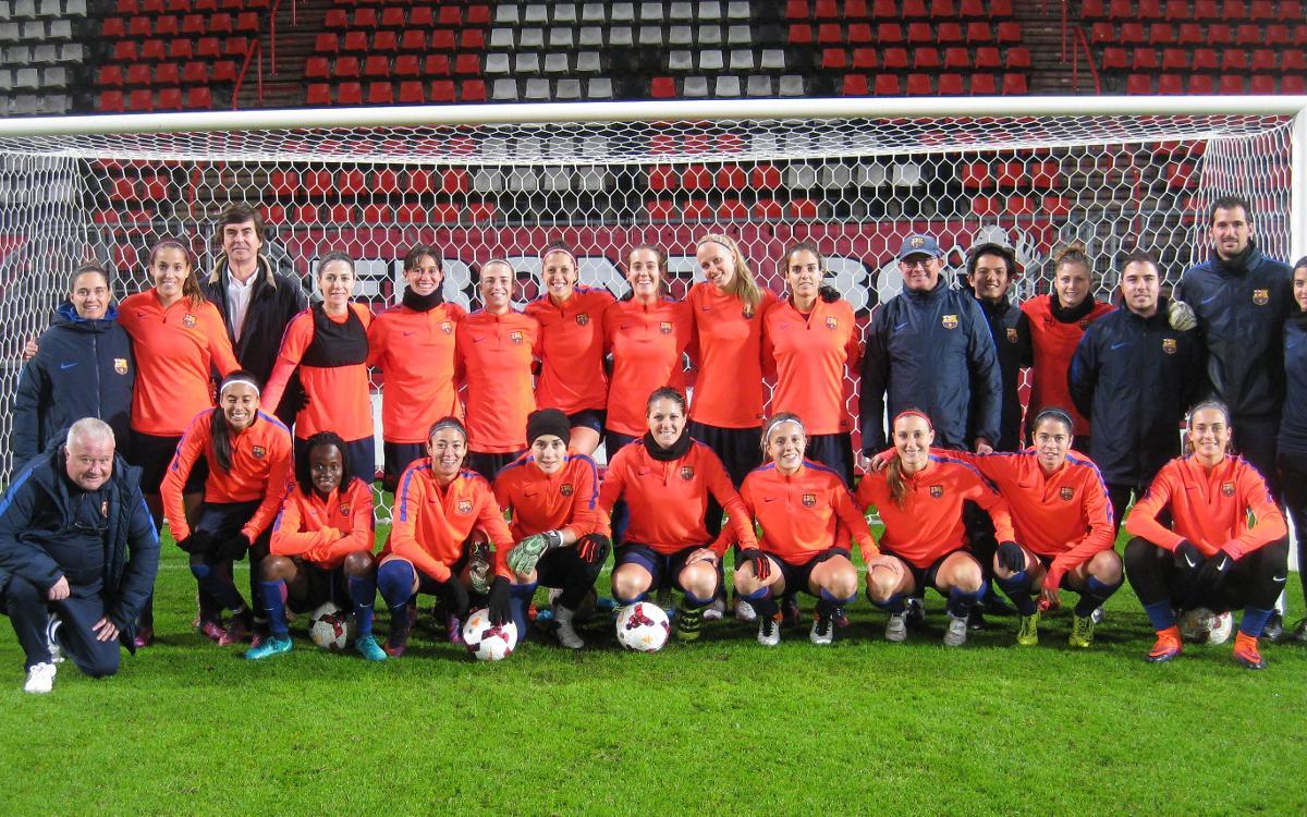 De nuevo en el Twente Stadion