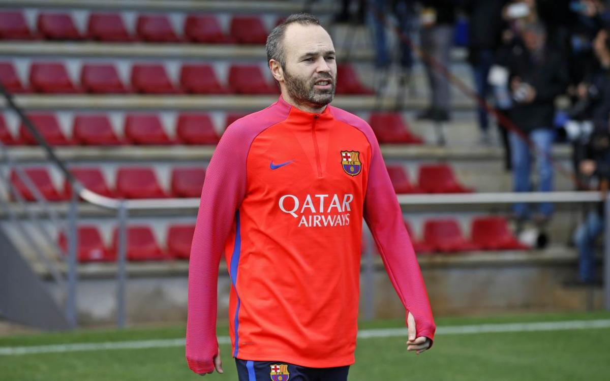 Andrés Iniesta: The Masia made me the person and player that I am today
