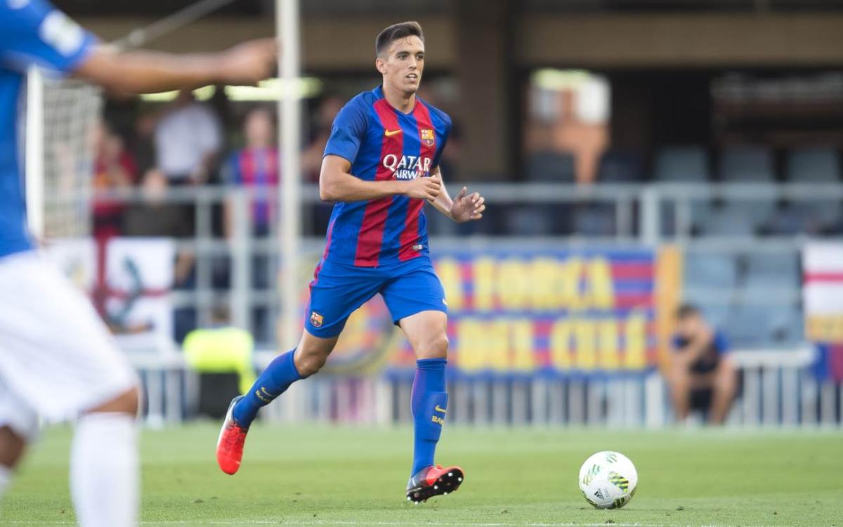 Martínez, lesionat al menisc extern del genoll esquerre