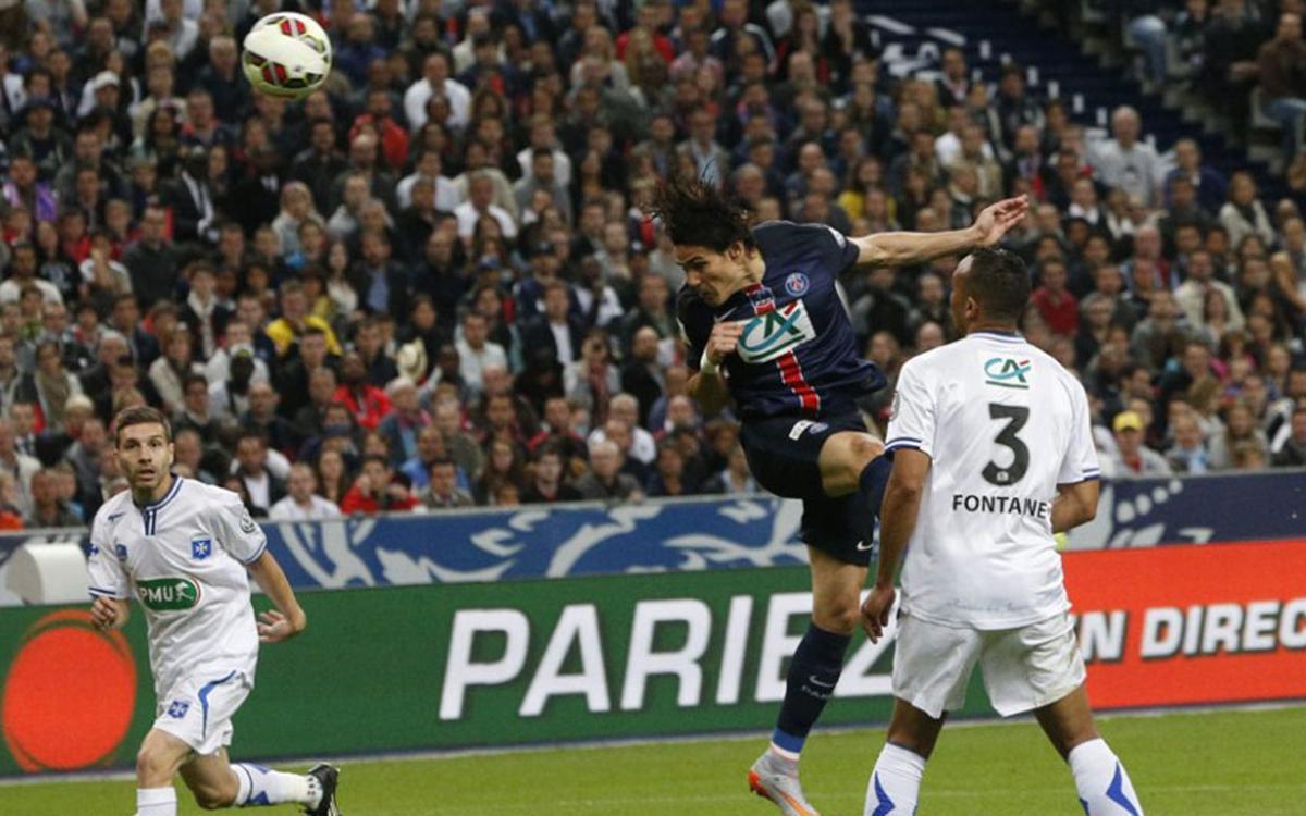 Guingamp – PSG: Derrota del proper rival del Barça a la Champions (2-1)