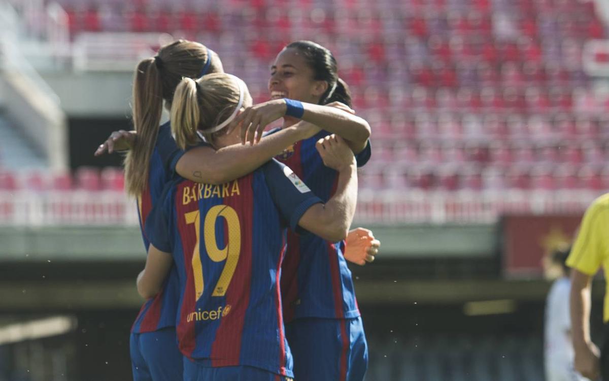 R. Betis – FC Barcelona Femení (prèvia): Oportunitat d'or a Sevilla