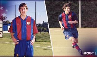 68e775b6fc5fbf Leo Messi's top skills in the FC Barcelona youth academy